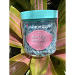Berry Blue Sour Laces by Candy Club