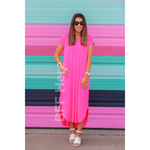 Libby T-Shirt Maxi Dress