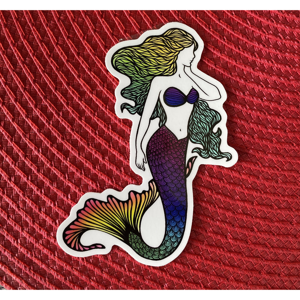 Mermaid Sticker