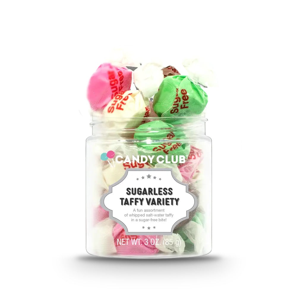 Sugarless Taffy Variety  *LIMITED EDITION* by Candy Club