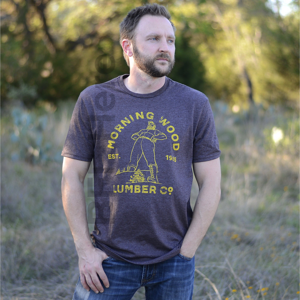 Morning Wood Lumber Company T-Shirt