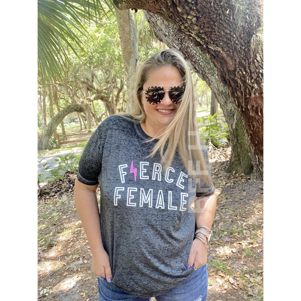 Fierce Female T-Shirt