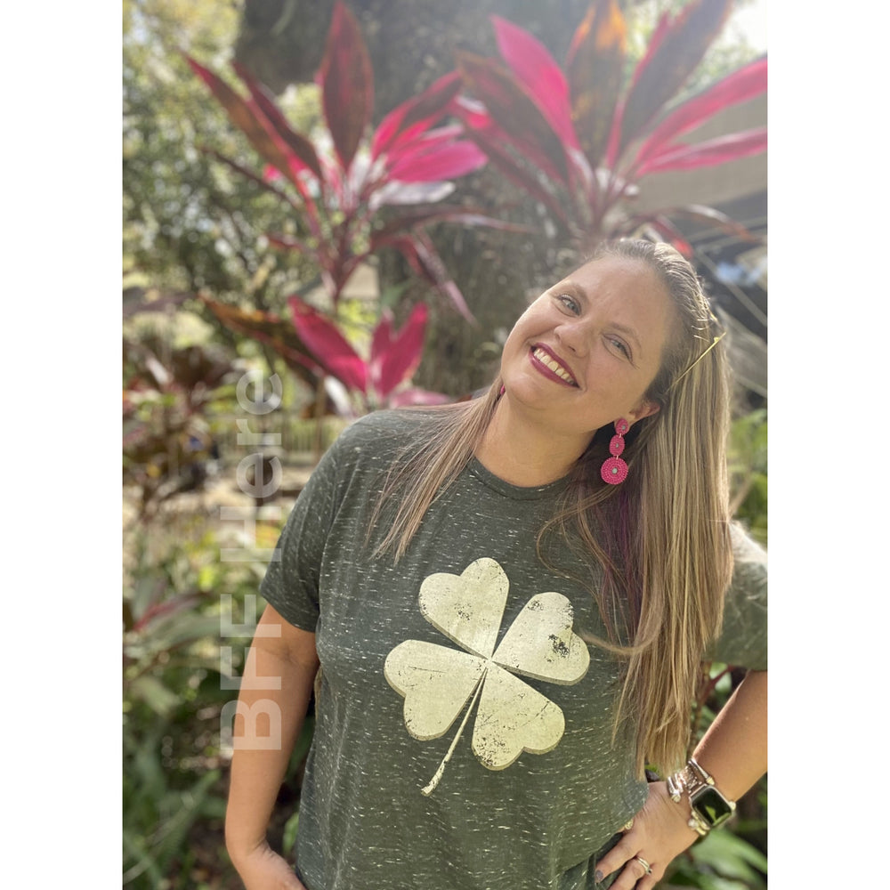 Four Leaf Clover Shirt