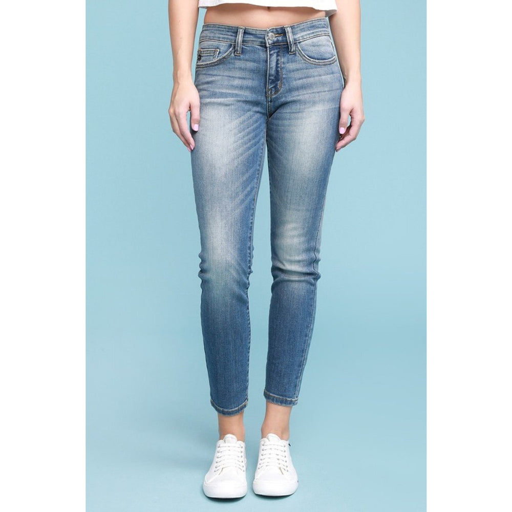 Handsand Relaxed Mid-Rose Jeans -- Choice of Size