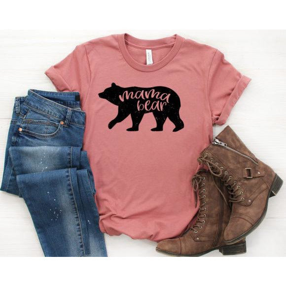 Mama Bear Tee -- Choice of Size