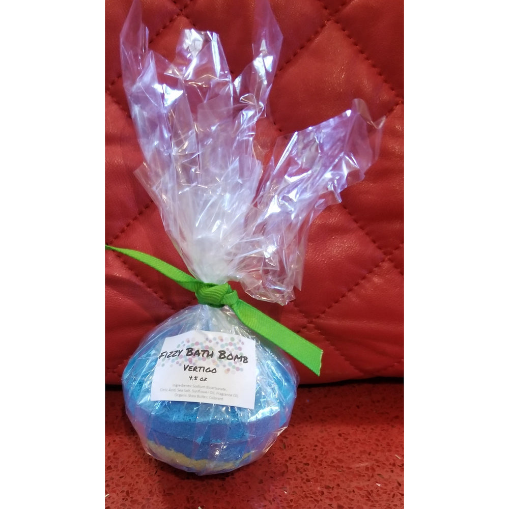 Fizzy Bath Bombs -- Assorted Styles - BFF Here