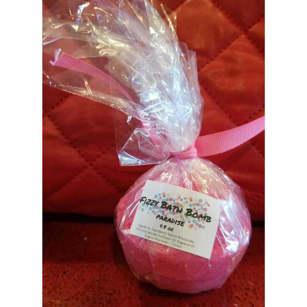 Fizzy Bath Bombs -- Assorted Styles