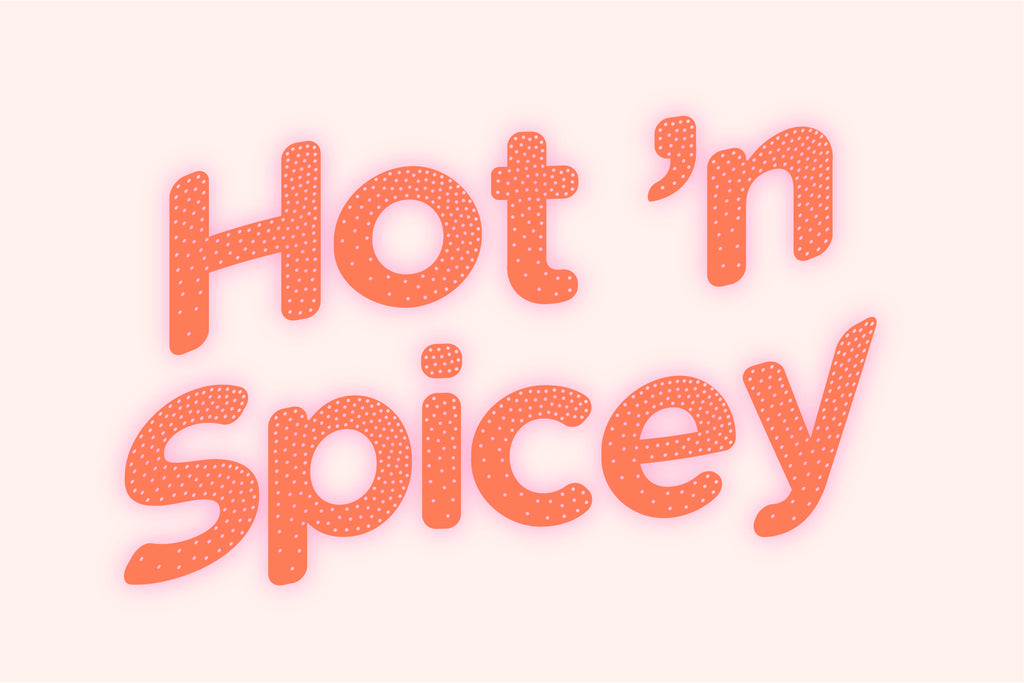 Hot Peach - Sans Serif Display Font | Huebert World