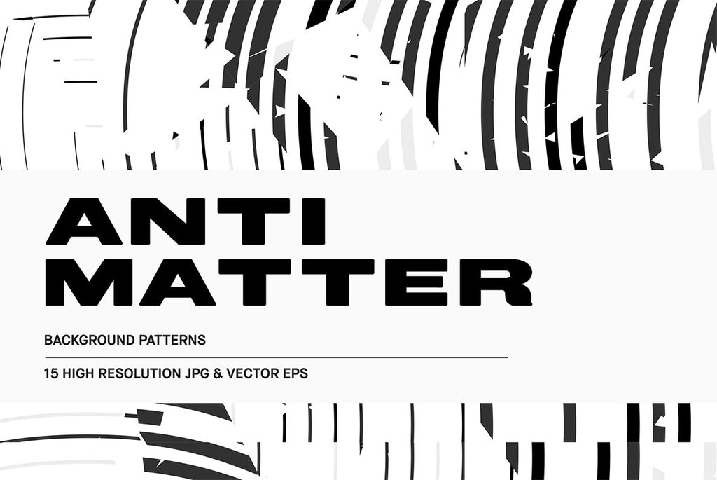 Anti Matter Illustration Pack | Huebert World
