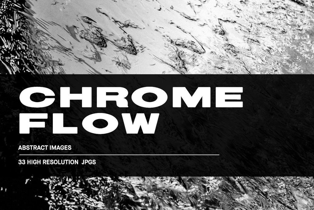 Chrome Flow Texture Pack | Huebert World