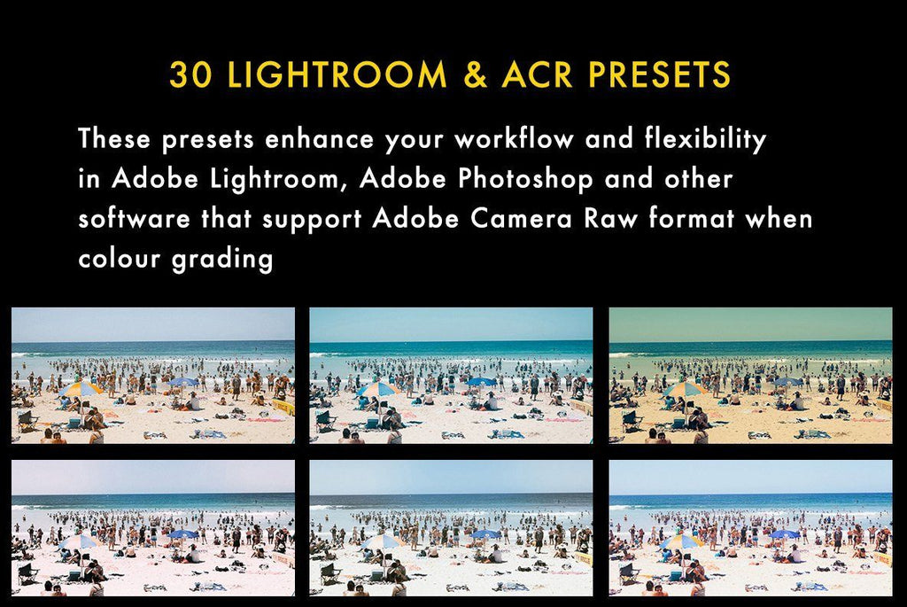 Cinematic Toolkit Lightroom Preset and Photoshop Action Pack | Huebert World