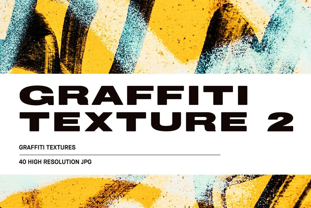 Graffiti 02 Texture Pack | Huebert World