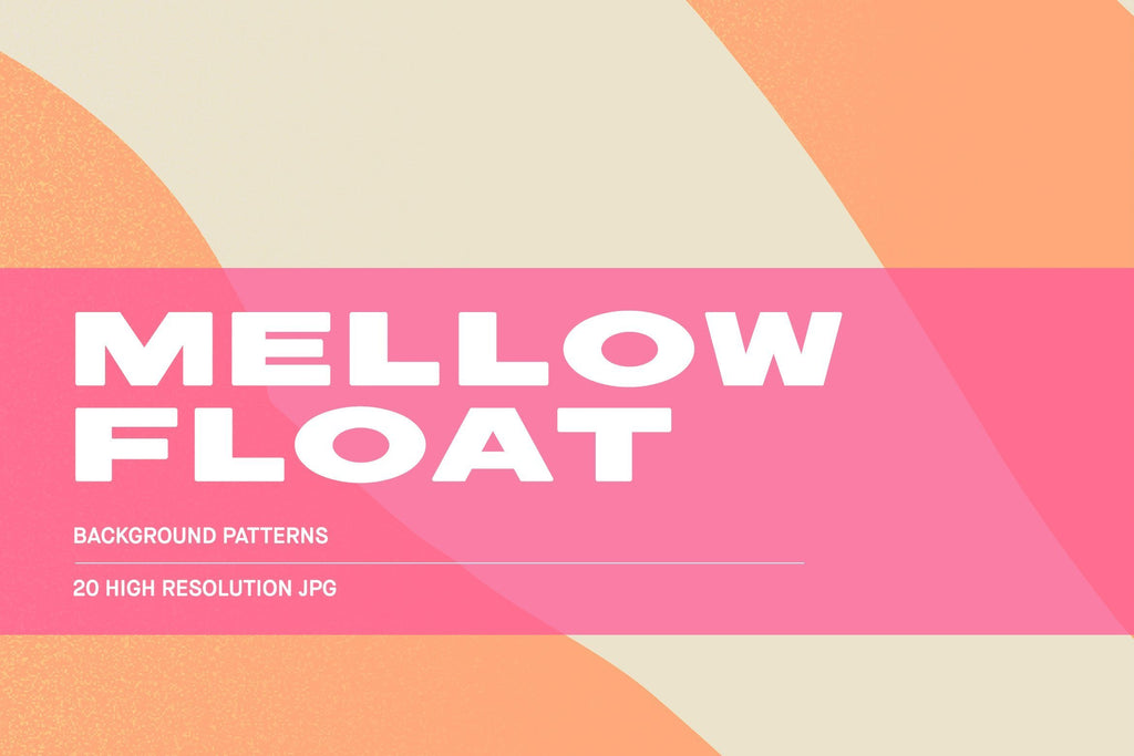 Mellow Float Illustration Pack | Huebert World