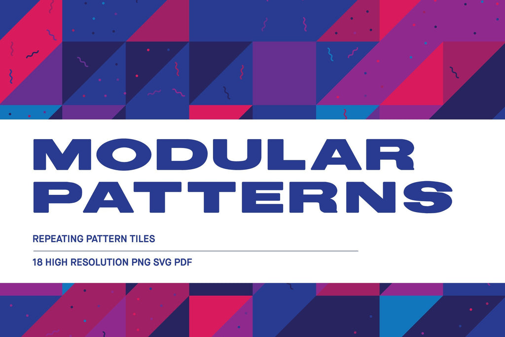 Modular Patterns Pack - Huebert World