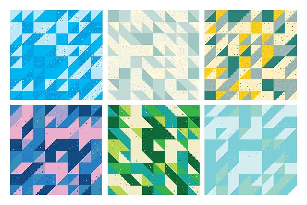 Modular Patterns Pack | Huebert World