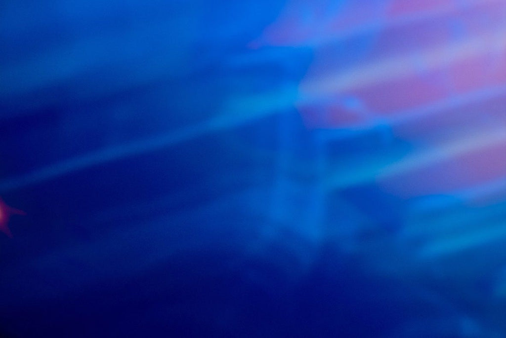 Motion Blue Abstract Image Collection | Huebert World