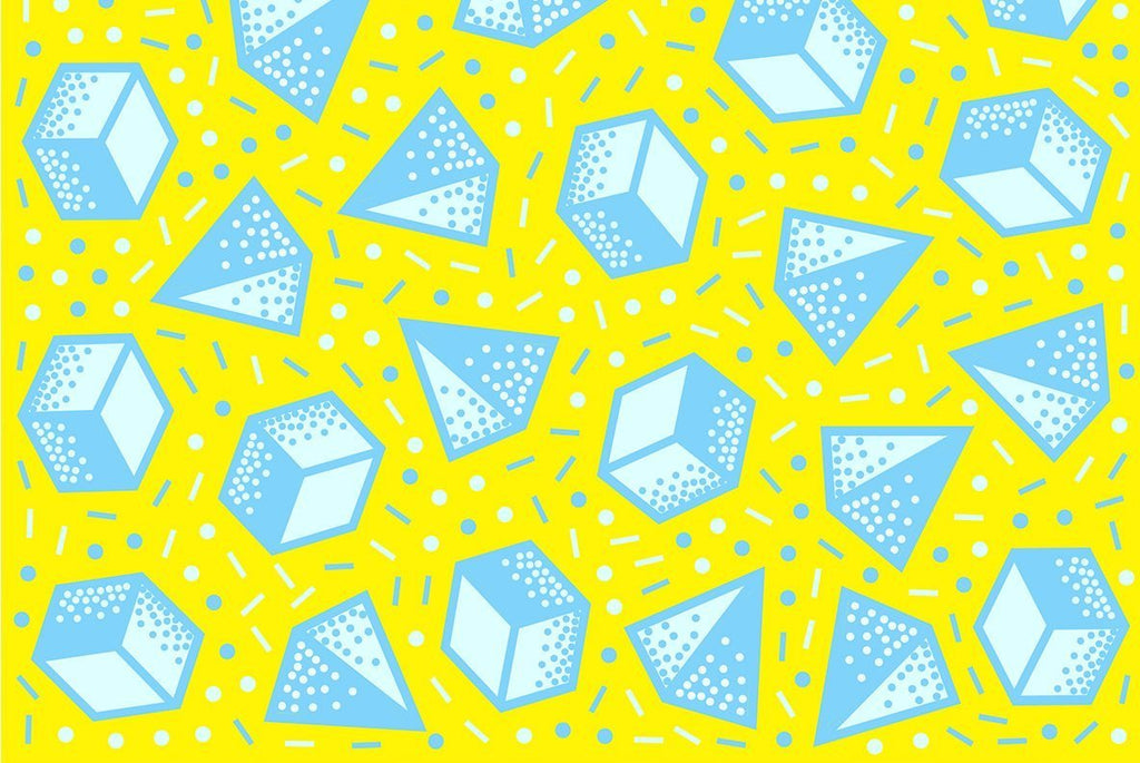 Pop Geo Pattern Pack | Huebert World