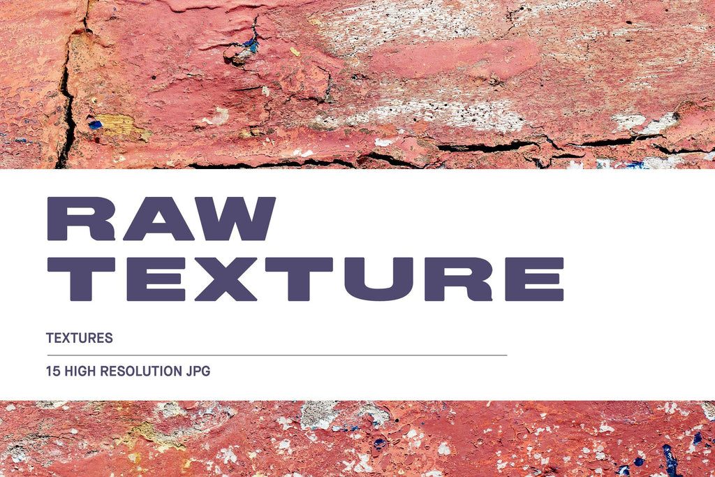 Raw Texture Pack | Huebert World