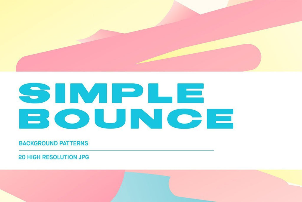 Simple Bounce Illustration Pack | Huebert World