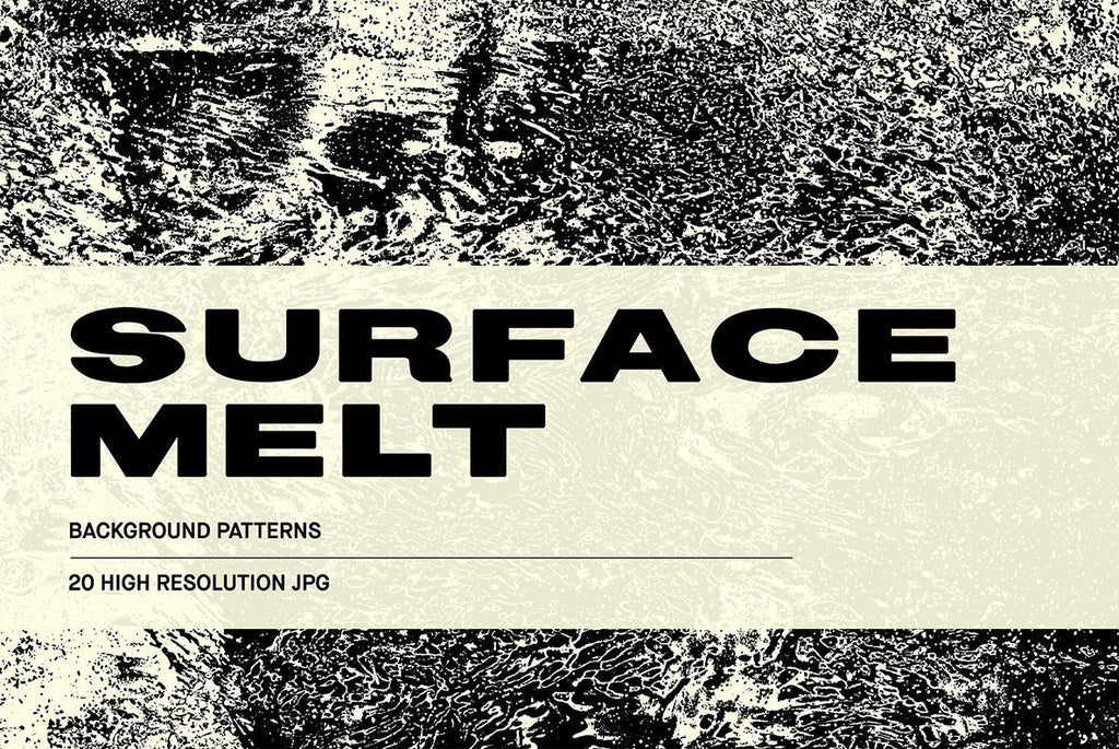 Surface Melt Texture Pack - Huebert World