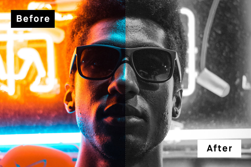 Free black & white film presets for Adobe Lightroom | Huebert World