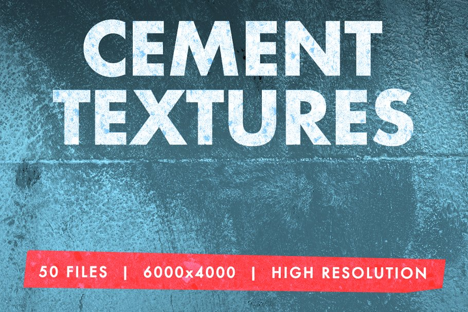 50 Free Cement Textures - Huebert World