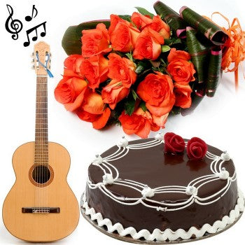 Romance: Send A Song Gift (Half Kg)