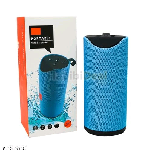 Trendy Portable Bluetooth Speakers Vol 14