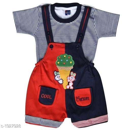 Cute Elegant Kids Dungarees Vol 4