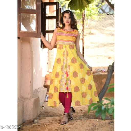 Divine Pretty Women's Printed Kurtis Vol 3