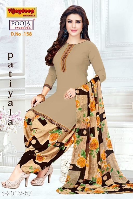 Diva Stylish Women's Suits & Dress Materials Vol 5