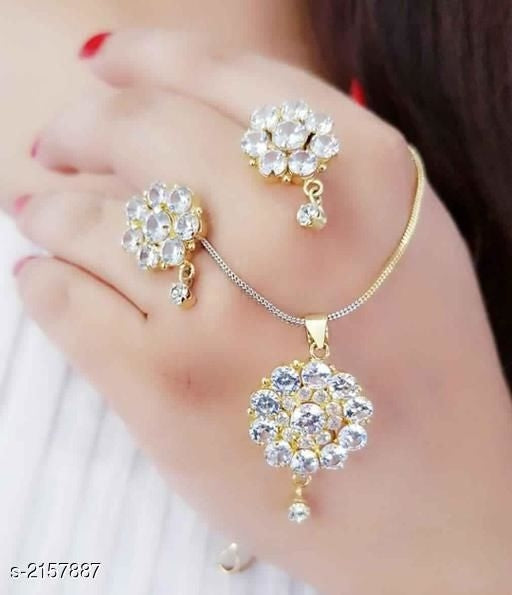 Myhra Pretty Alloy Women's Pendent Sets Vol 3