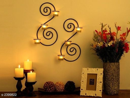 Trendy Stylish Iron Home Decors Vol 1