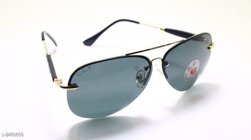 Trendy Attractive Trendy Metal Unisex Sunglasses Vol 2