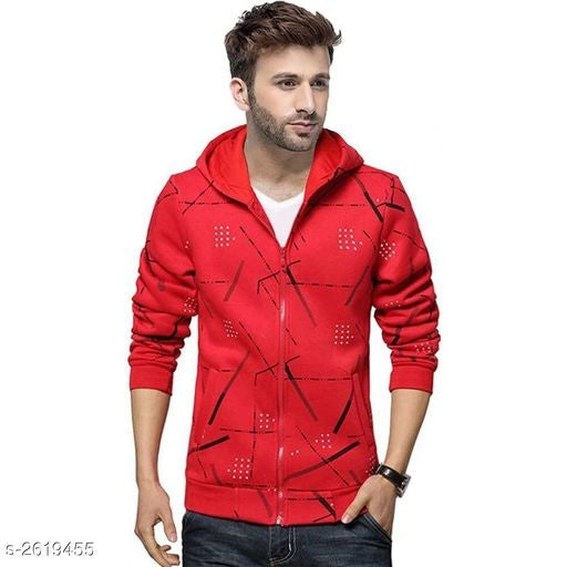 Elegant Stylish Men's Cotton Sweatshirts Vol 8