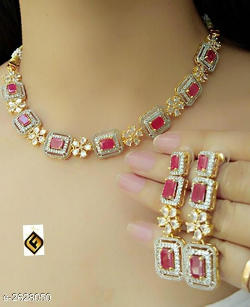 Bella Attractive Women's Jewellery Set Vol 7
