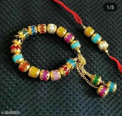Navya Stylish Elite Rakhis Vol 9