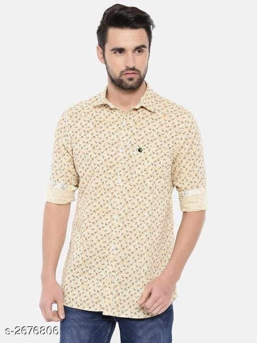 Diva Trendy Casual Cotton Men's Shirts Vol 1