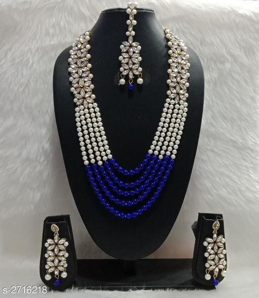 Divine Stylish Unique Women's Jewellery Sets Vol 2