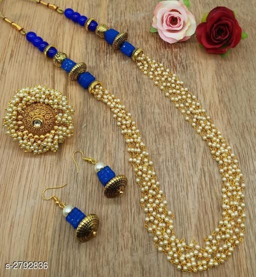 Stylish Fancy Alloy Jewellery Sets Vol 8