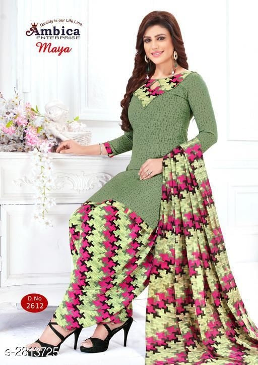 Divine Stylish Women's Suits & Dress Materials Vol 2