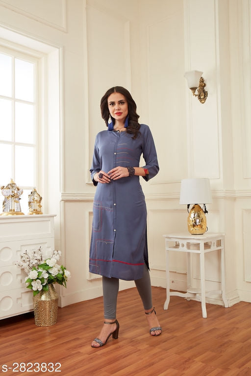 Samaira Dailywear Rayon Fancy Women's Kurtis Vol 2