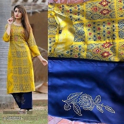 Hiba Attractive Rayon Women's Kurta Sets Vol 2