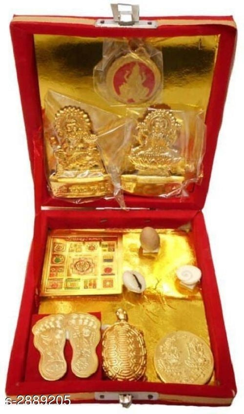 Essential Brass Pooja Need