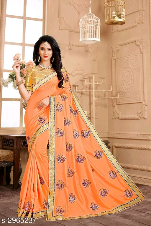 Vanya Stylish Attractive Women's Sarees Vol 5