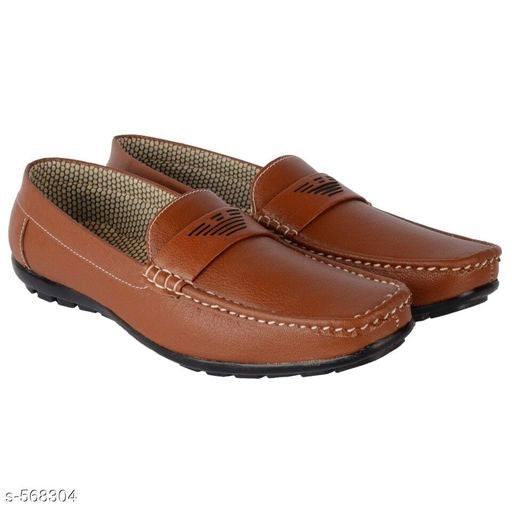 Mens Solid Dailywear Loafers Vol 2