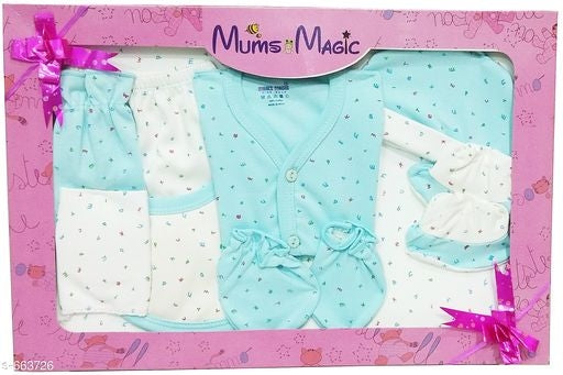 Infant Baby Cotton Hosiery Clothing Set Vol 1