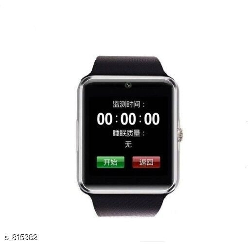 GT08 Stylish Smart Phones Compatible Smart Watches Vol 1