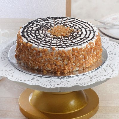 Delicious Butterscotch Cake