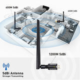 1200Mbps USB Wireless Adapter Dual Band